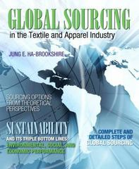 Global Sourcing in the Textile and Apparel Industry 1st Edition 9780132974622 0132974622