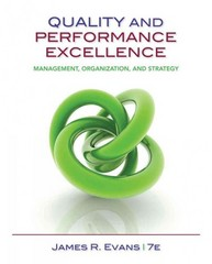 Quality & Performance Excellence 7th Edition 9781133955931 1133955932