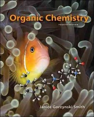 Organic Chemistry 4th edition 9780073402772 007340277X