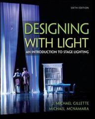 Designing with Light 6th Edition 9780073514239 0073514233
