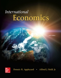 International Economics 8th edition 9780078021671 0078021677