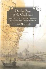 On the Rim of the Caribbean 1st Edition 9780820345031 0820345032