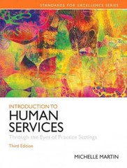 Introduction to Human Services 3rd edition 9780205848058 0205848052