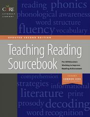 Teaching Reading Sourcebook Updated Edition 2nd Edition 9781571286901 157128690X