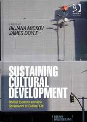 Sustaining Cultural Development 1st Edition 9781317047568 1317047567