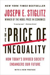The Price of Inequality 1st Edition 9780393345063 0393345068