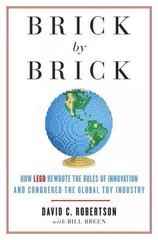 Brick by Brick 1st Edition 9780307951601 030795160X