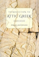 Introduction to Attic Greek 2nd Edition 9780520954991 0520954998