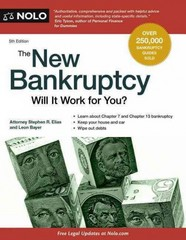 The New Bankruptcy 5th Edition 9781413319040 1413319041