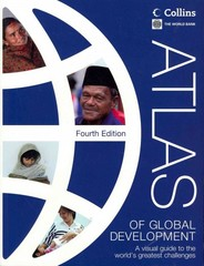 Atlas of Global Development 4th Edition 9780821397572 0821397575