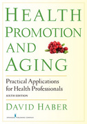 Health Promotion and Aging 6th Edition 9780826199171 0826199178