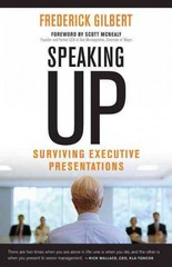 Speaking Up 1st Edition 9781609948962 1609948963