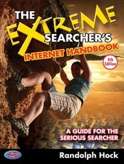 The Extreme Searcher's Internet Handbook 4th Edition 9781937290023 1937290026