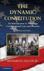 The Dynamic Constitution 2nd Edition 9781107642577 1107642574