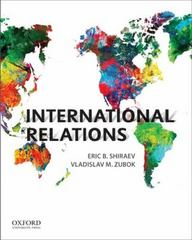 International Relations 1st Edition 9780199746514 0199746516