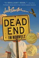 Dead End in Norvelt 1st Edition 9781250010230 1250010233