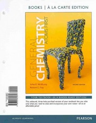 General Chemistry 2nd edition 9780321813312 0321813316