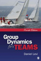 Group Dynamics for Teams 5th Edition 9781483378336 1483378330