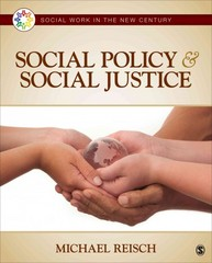 Social Policy and Social Justice 1st Edition 9781412998864 1412998867