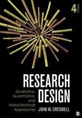 Research Design 4th Edition 9781452226101 1452226105
