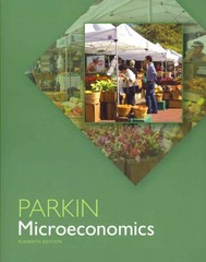 Microeconomics 11th Edition 9780133019940 0133019942