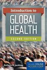 Introduction To Global Health 2nd Edition 9781449688349 1449688349