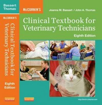 McCurnin's Clinical Textbook for Veterinary Technicians 8th Edition 9781437726800 1437726801