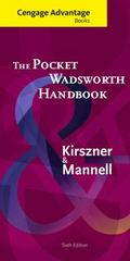 Cengage Advantage Books: The Pocket Wadsworth Handbook 6th Edition 9781285426617 1285426614