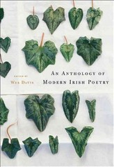 An Anthology of Modern Irish Poetry 1st Edition 9780674072220 0674072227