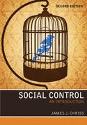 Social Control 2nd Edition 9780745654386 074565438X