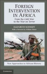 Foreign Intervention in Africa 1st Edition 9780521709033 0521709032