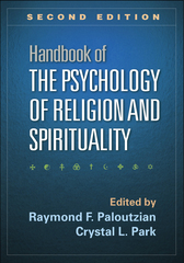 Handbook of the Psychology of Religion and Spirituality 2nd Edition 9781462510061 146251006X