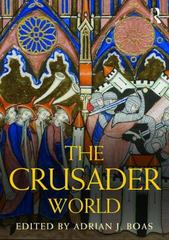 The Crusader World 1st Edition 9780415824941 041582494X