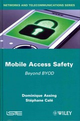 Mobile Access Safety 1st Edition 9781118577813 1118577817