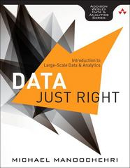 Data Just Right 1st Edition 9780133359060 0133359069
