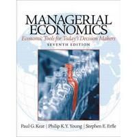 Managerial Economics 7th Edition 9780133020267 0133020266