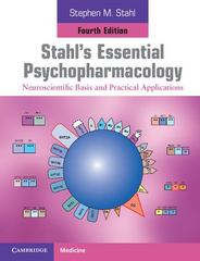 Stahl's Essential Psychopharmacology 4th Edition 9781107686465 1107686466
