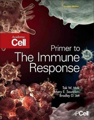 Primer to The Immune Response 2nd Edition 9780123852458 0123852455