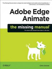 Adobe Edge Animate 1st Edition 9781449342258 1449342256