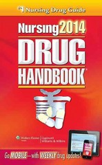 Nursing2014 Drug Handbook 34th Edition 9781451186352 1451186355