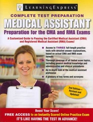 Medical Assistant Exam 2nd Edition 9781576859247 157685924X