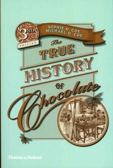 The True History of Chocolate 3rd Edition 9780500290682 0500290687