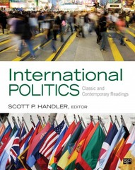 International Politics 1st Edition 9781452267999 1452267995