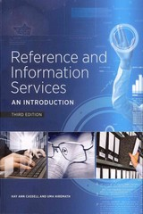 Reference and Information Services 3rd Edition 9781555708597 1555708595