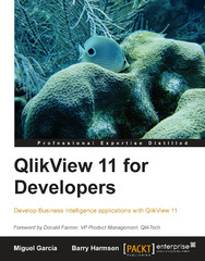 QlikView 11 for Developers 1st Edition 9781849686075 1849686076