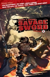 Robert E. Howard's Savage Sword Volume 1 0 9781616550752 1616550759