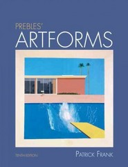 Prebles' Artforms Plus NEW MyArtsLab with eText 10th edition 9780205217755 0205217753