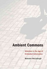 Ambient Commons 1st Edition 9780262018807 0262018802