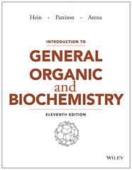 Introduction to General, Organic, and Biochemistry 11th Edition 9781118501894 1118501896