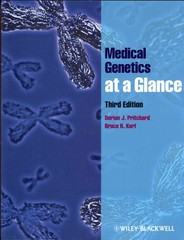 Medical Genetics at a Glance 3rd edition 9780470656549 0470656549